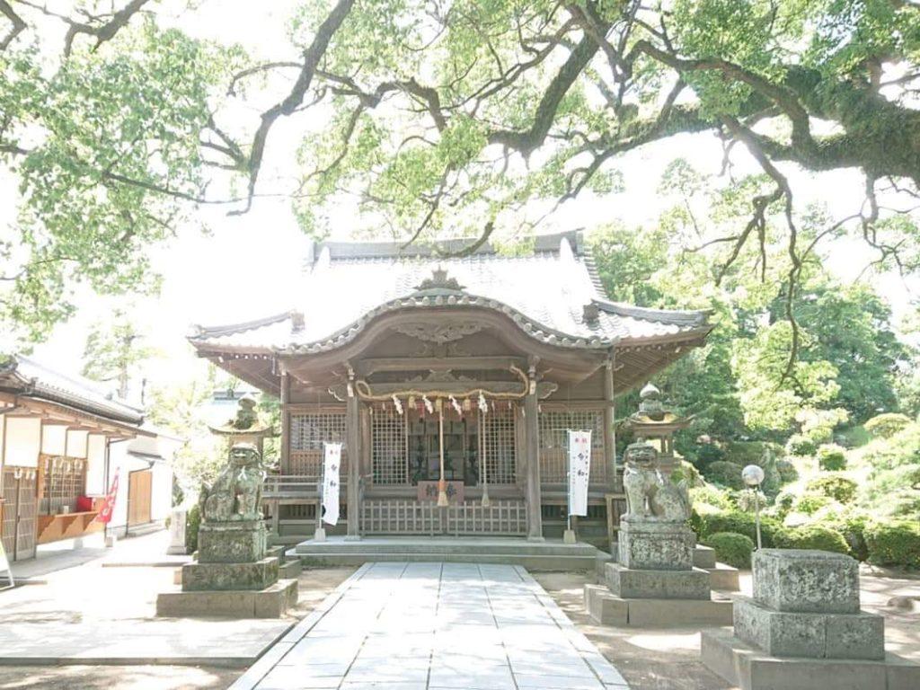 【神社めぐり】唐津 諏訪神社